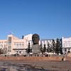 Lenin lives in Ulan-Ude, Buryatia.
