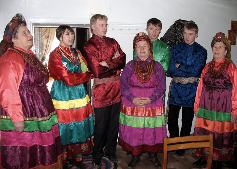 Russian Old Believers.
