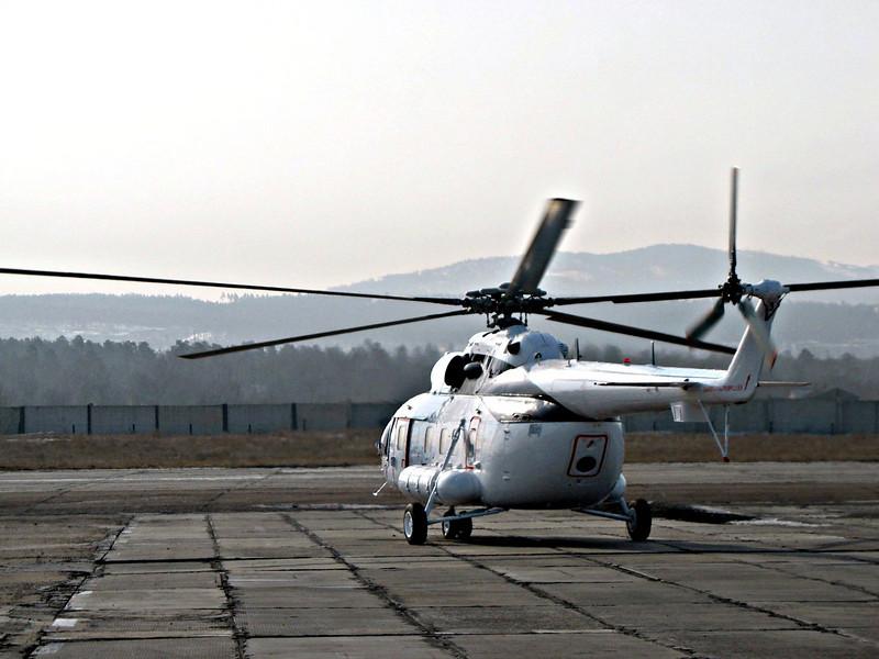 Ulan-Ude Helicopter