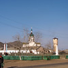 Church. (Buryatia, Russia)