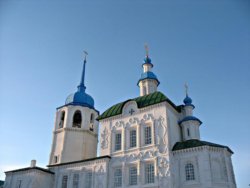 Baikal church.