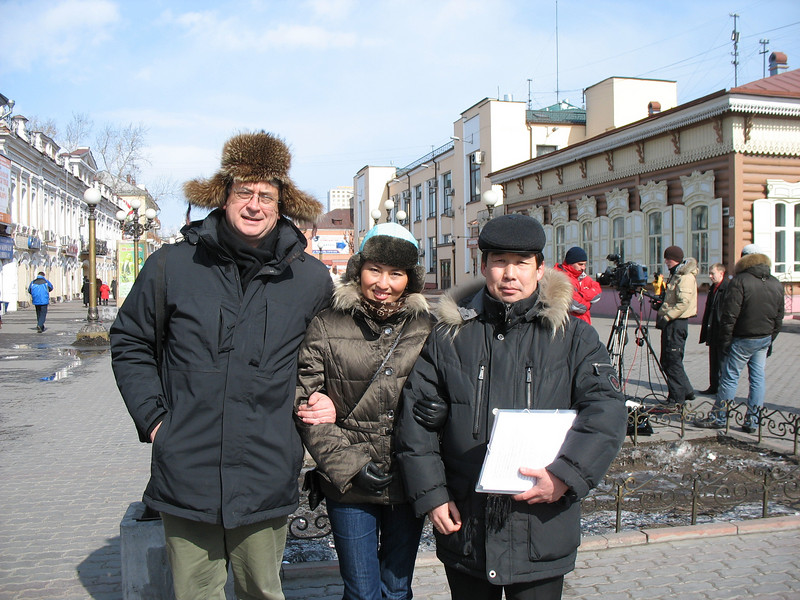 Ulan-Ude, Buryatia