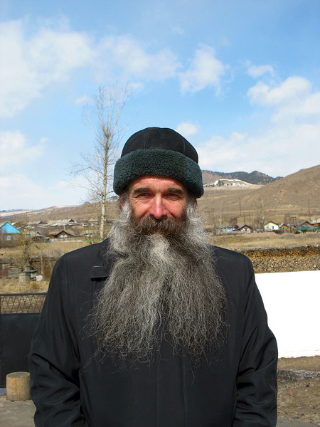 Old Believer Priest. (Buryatia, Russia)