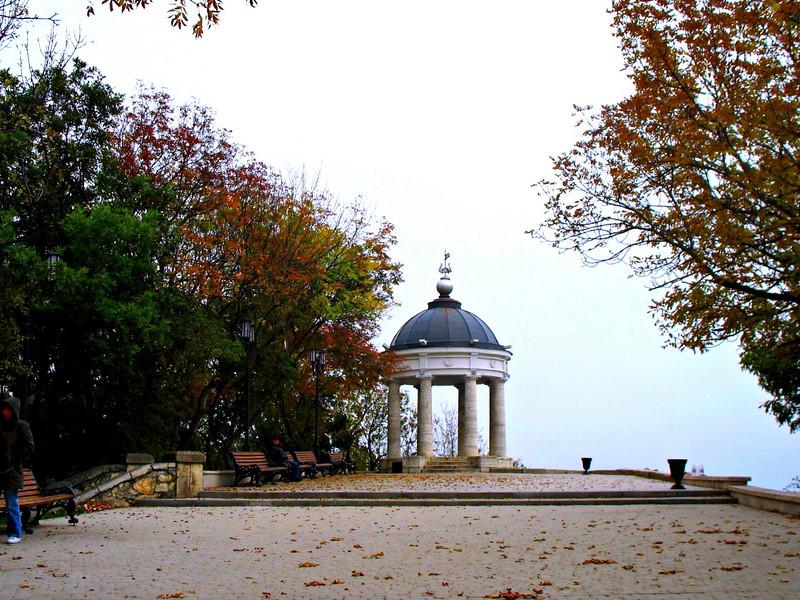 Aeolian Harp Pavilion built in 1828. (Pyatigorsk)