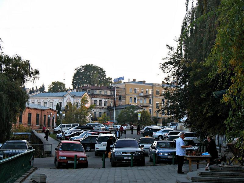 Kislovodsk square.