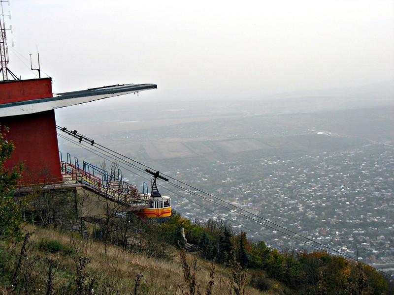 Pyatigorsk funicular. Mt Mushuk. (Pyatigorsk)