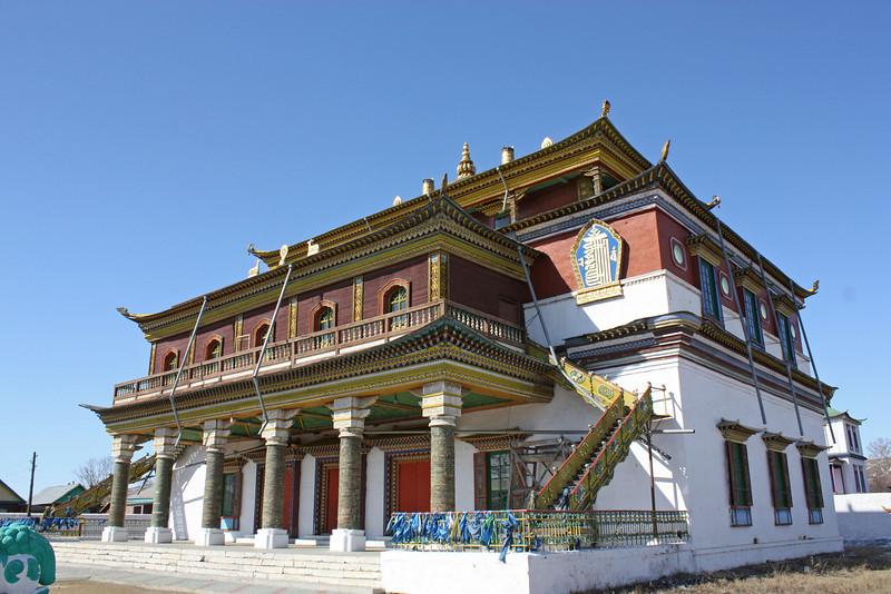 Tsugol Datsan, built in 1830.