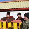 Монахи Цугольского дацана.