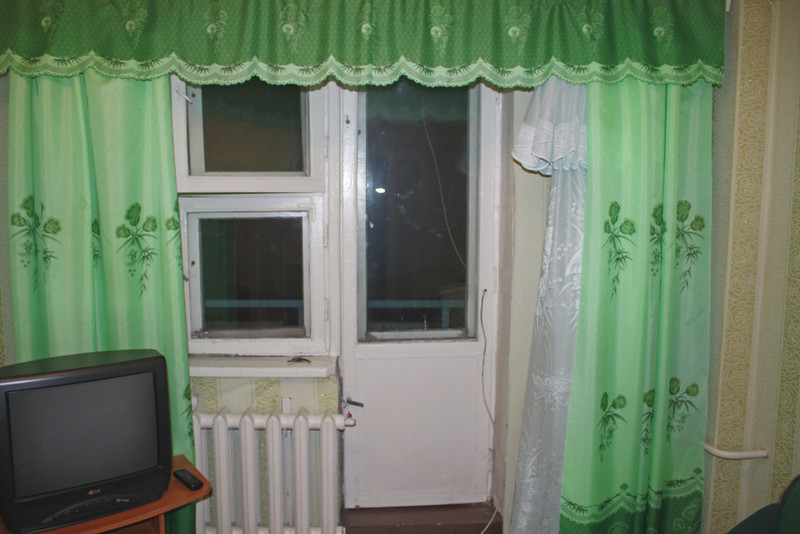 "Hotel Kodar (Chara). Гостиница ""Кодар"" в Чаре."