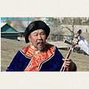 Buryat throat singer & musician, Leonid Babalaev.