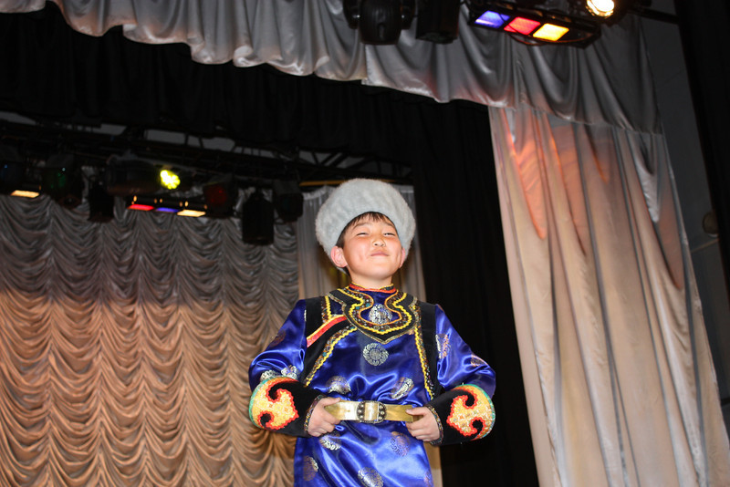The Fashion Theater was established to help preserve Buryat culture & traditions.