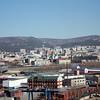 View of Chita, capital of the Transbaikal Region.