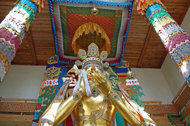Tsugol Buddha.