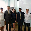 Факультет журналистики Чувашского государственного универеситета. Rustem with the journalism faculty of Chuvash State University.