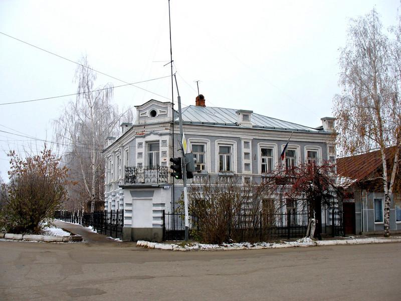 Alatyr building.