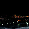 Cheboksary at night.