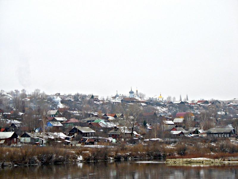 View of Alatyr, Chuvashia.