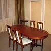 My suite's dining room. Atal Hotel (Cheboksary)