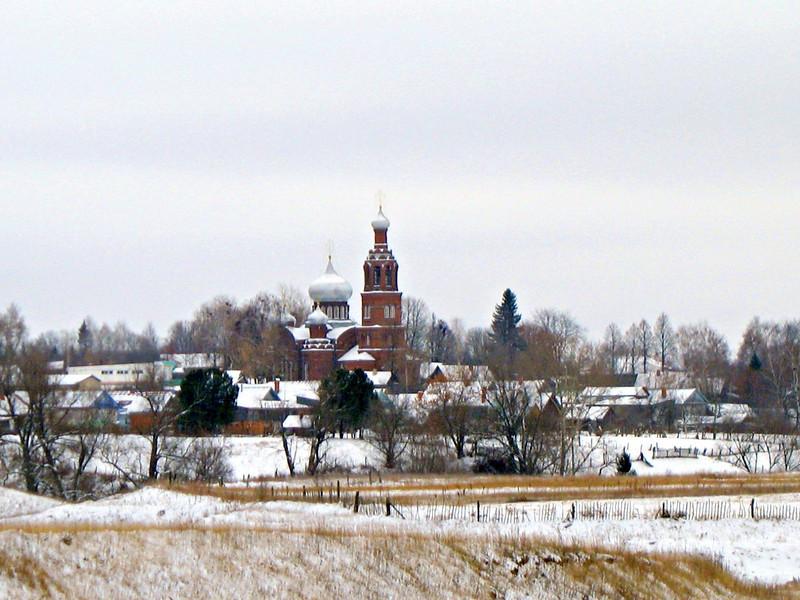 The village of Toguyevo.