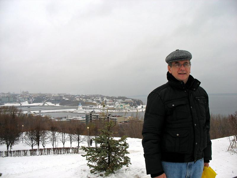 View of Cheboksary.