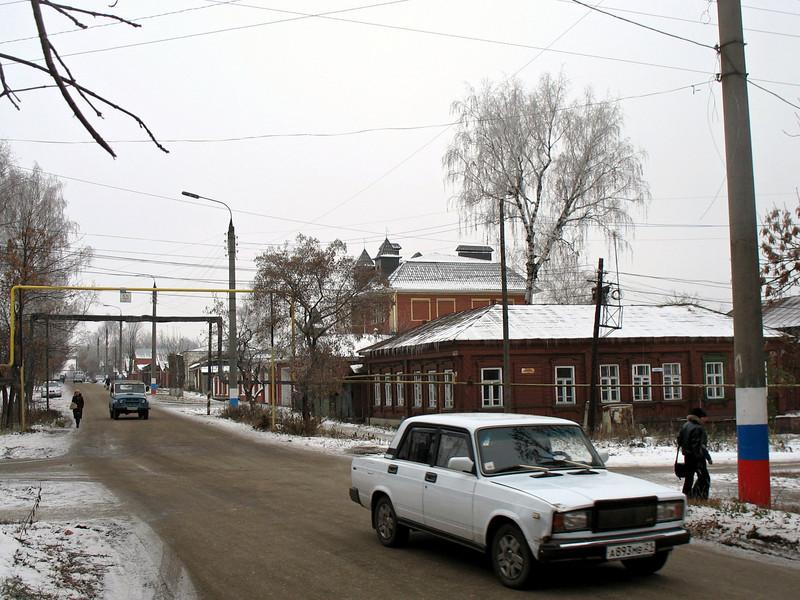 Alatyr road.