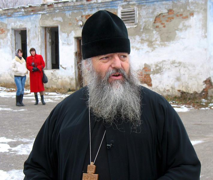 Father Vasiily - French Orthodox Priest.