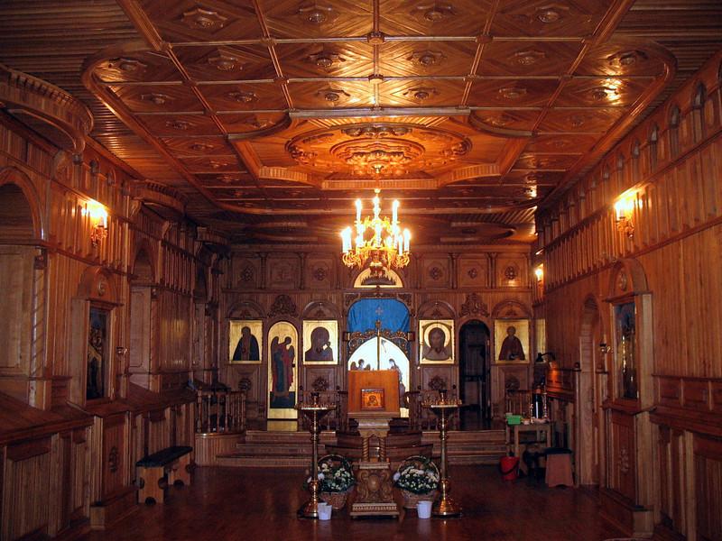Holy Trinity Men's Monastery (Alatyr, Chuvashia)