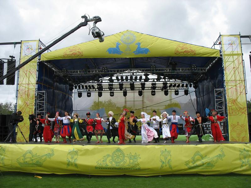 Ocean of Compassion Concert - Elista, Kalmykia, Russia
