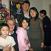 With Kalmyk family.