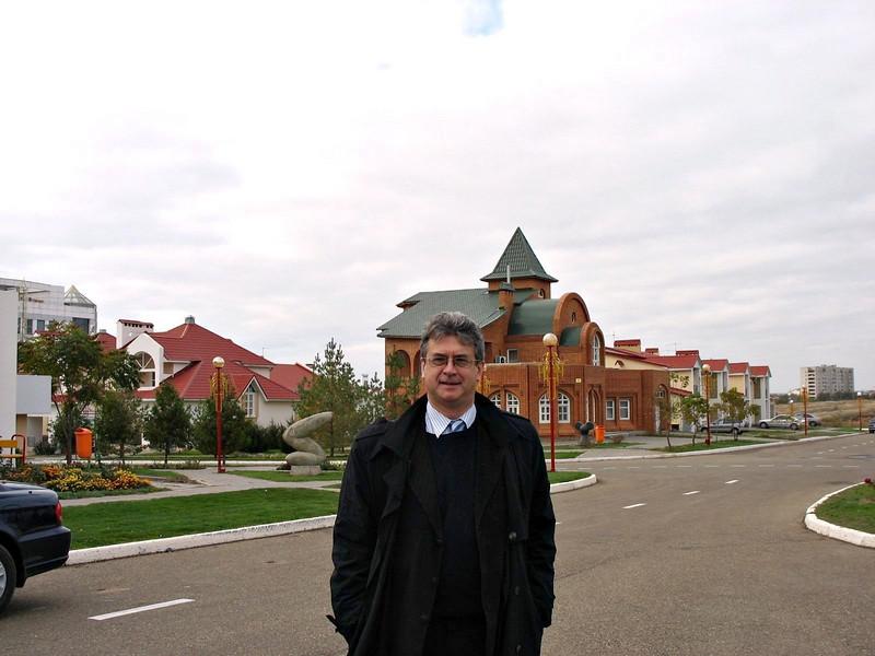 Chess City. (Elista, Kalmykia)