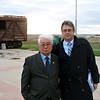 With Kalmyk historian.