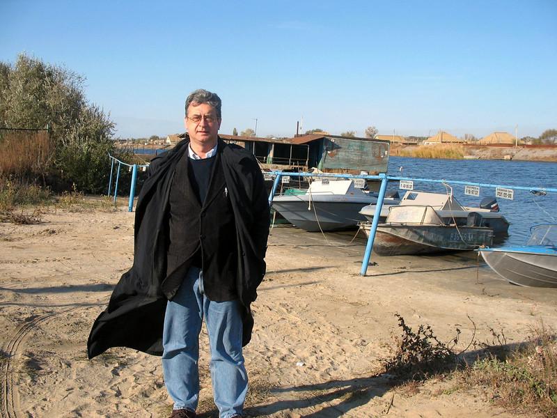 Caspian boats.