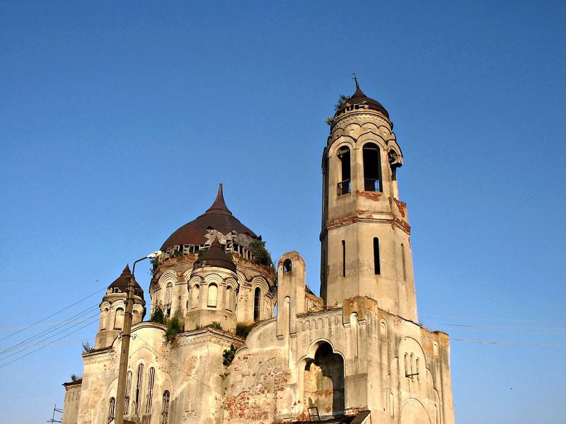 Un-restored Old Believers Church. (Kaluga)