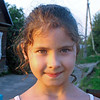 Borovsk village girl.