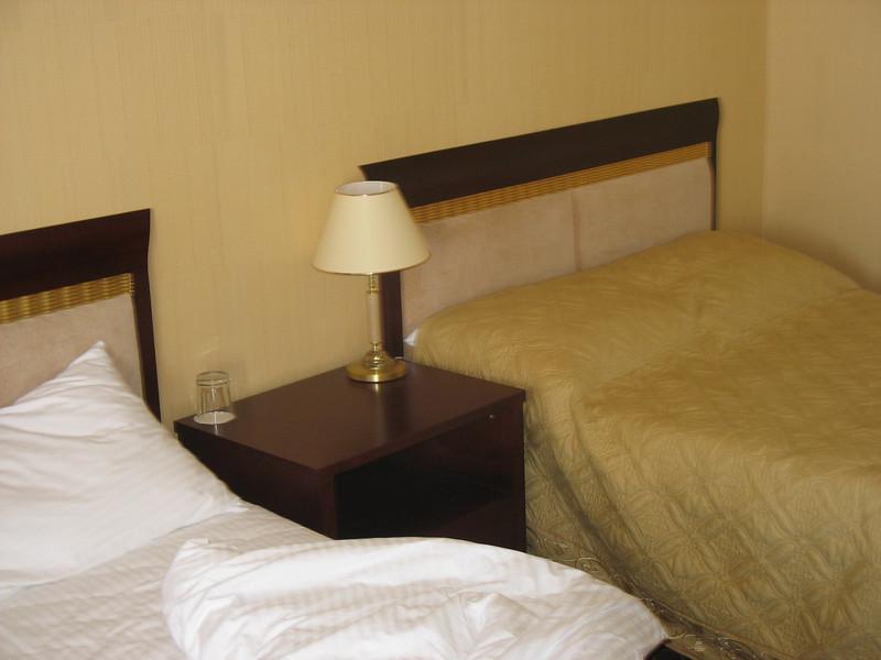 Room at the Kwan Park.