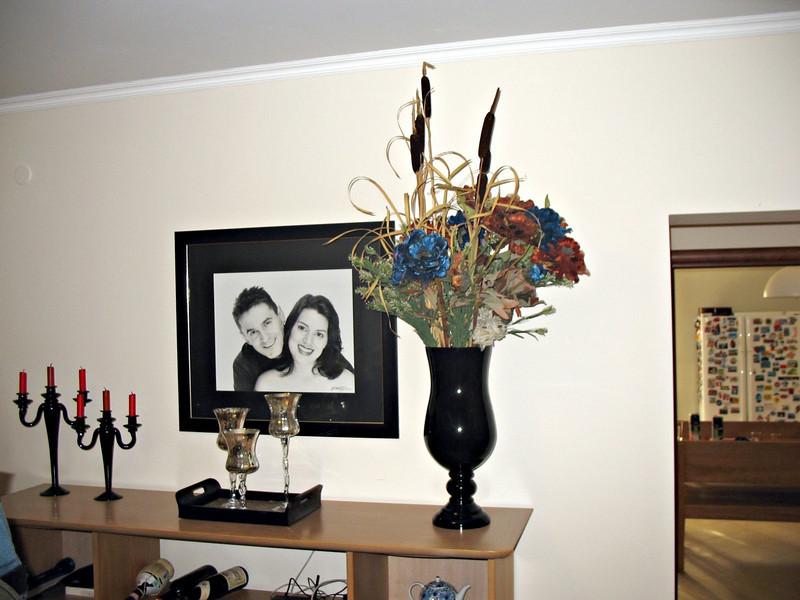 Harald & Renata's home.