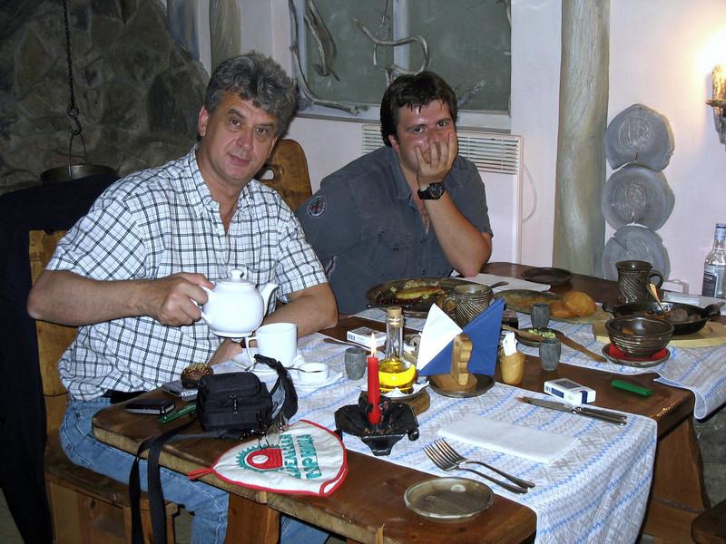 Restaurant Karelskaya Gornitsa. (Petrozavodsk)