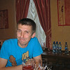 RT sound engineer, Alexey, relaxing at dinner our first evening.