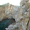Tuim chasm. (Khakassia, Siberia, Russia)
