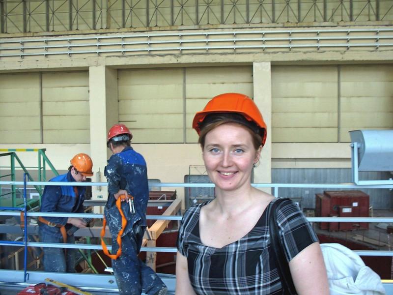 RT correspondent, Oxana Boyko.