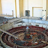 Seventy-five workers lost their lives when the Yenisei River flooded the turbine room causing a transformer explosion.