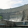 The Sayano-Shushenskaya dam is the 6th largest in the world.