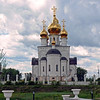 Abakan's Cathedral of the Transfiguration.