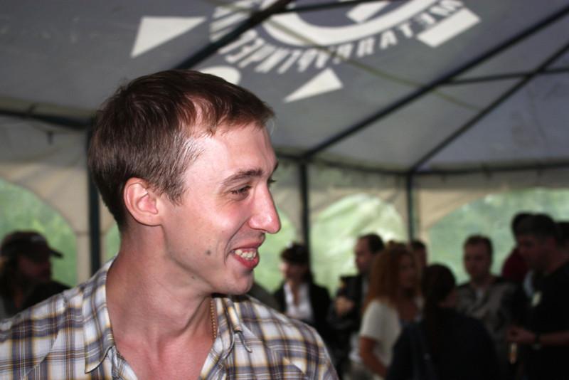 Михаил Кондаков, оператор.