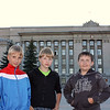 Young boys in Kirov.