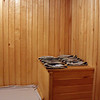 The banya (steam room) at the Nadzhda orphanage.