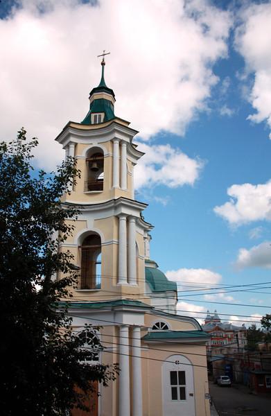 Kirov tower.