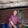 In the pickle shed. Николай Зыков, селянин из Истобенска за засолкой знаменитых огурцов. По весне бочки извлекаются из ключевой водицы, гед сидят всю зиму при температуре +4С и продаются через Веб-сайт оптовикам.