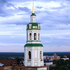 Kirov church steeple.