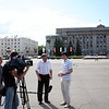 Shooting in the center of Kirov.